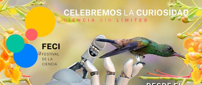 """Festival """"Ciencia sin Límites, celebremos la curiosidad"""" vía online"""