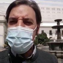 Una más y salía: Hernán Leighton desde La Moneda y los pormenores del paso al costado de Mario Rozas