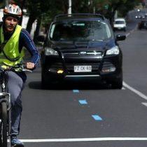 """Experto en transporte: """"La infraestructura ni siquiera es deficiente,simplemente no existe para el uso de las bicicletas"""""""