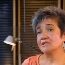 """Teóloga Marcela Aranda aceptó con """"decepción"""" compensación de los jesuitas por abusos cometidos por el cura Poblete"""