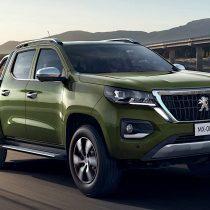 Peugeot Landtrek: la nueva pick-up pone su foco en América Latina