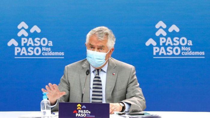 Minsal reporta más de 3 mil nuevos contagios por tercer día consecutivoy 21 comunas de la RM pasarán a Preparación este lunes