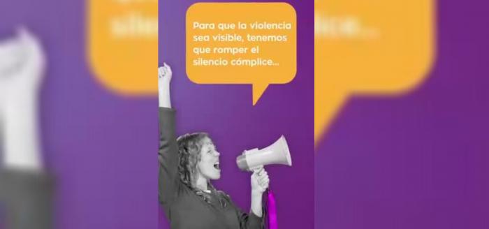 #AisladasNoSolas: Iniciativa busca apoyar a través de audios a mujeres que sufren de violencia doméstica durante la pandemia