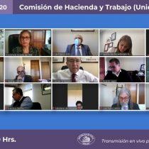 Con abstenciones de Goic, Pizarro y Letelier, se aprobó idea de legislar proyecto del Gobierno que permite un segundo retiro del 10%