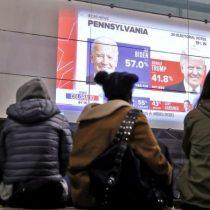 Elecciones Trump vs Biden: Quién va ganando en la ajustada carrera por la presidencia de Estados Unidos