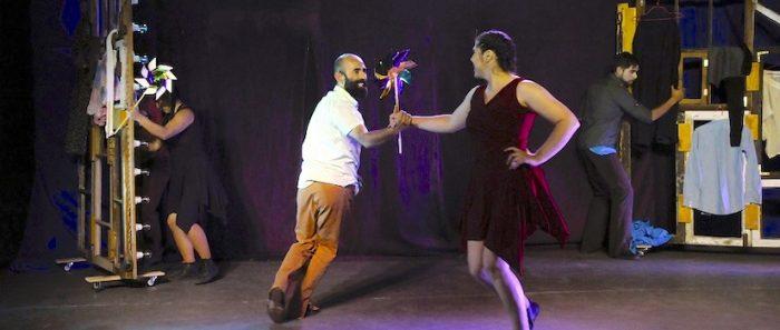 Canciones y legado de Víctor Jara reviven en obra de circo contemporáneo
