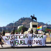 Comunidad LGBT pidió justicia por joven peluquero asesinado en Colina