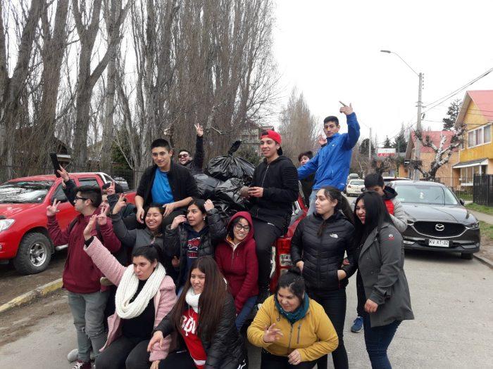 """David Navarro, director del CEIA de Coyhaique: """"El 80 por ciento de mis alumnos son vulnerables"""""""