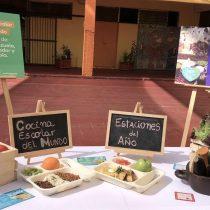 Nueva licitación de alimentación escolar de Junaeb pone foco en identidad gastronómica y mayor nutrición