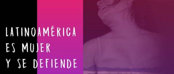 """Muestra """"Latinoaméricaes mujer y se defiende"""" vía online"""