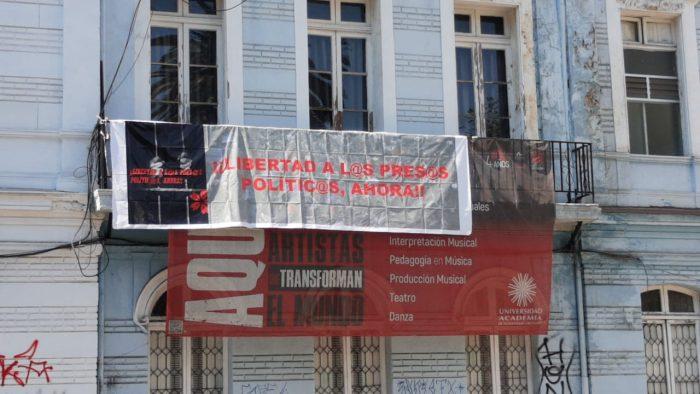Familiares de presos del estallido social realizarán ayuno en instalaciones de la Universidad Academia de Humanismo Cristiano
