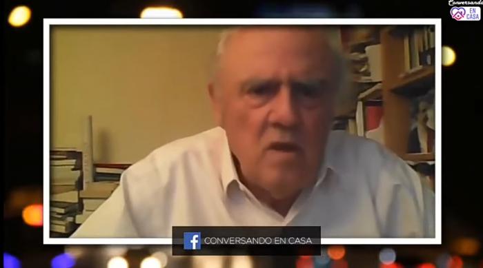 Agustín Squella en picada contra Donald Trump:
