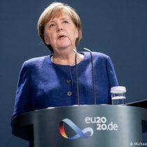 Merkel felicita a Biden por su victoria en las elecciones de Estados Unidos