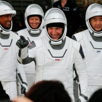 Resilience de Space X: Cuatro astronautas inician estadía de seis meses en estación espacial