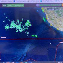 Armada desmintió avistamientos de embarcaciones chinas en la caleta Cifuncho