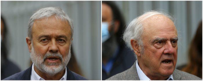 """Benito Baranda y Agustín Squella piden al Senado reglas igualitarias en la Convención Constitucional: """"Hoy la cancha es muy dispareja para los independientes"""""""