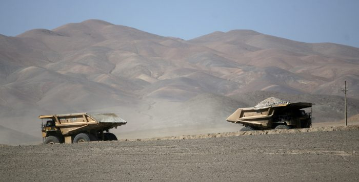 Supervisores de mina Spence de BHP logran acuerdo contractual anticipado
