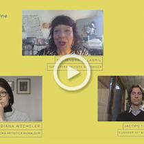 Conversatorios Gallery Weekend Santiago: Bienales del conosur y los nuevos desafíos para el arte