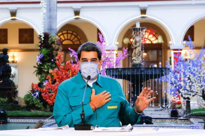 La solución que propone Nicolás Maduro para la crisis política en Perú: