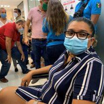 Denuncian agresiones sexuales de la policía en protesta feminista de Cancún