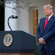 Trump sigue sin reconocer su derrota en su primera intervención en 8 días: sólo habló de los avances de la vacuna contra el COVID-19