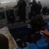 El mayor decomiso de la historia: Armada desbarata organización criminal dedicada al tráfico de drogas por vía marítima