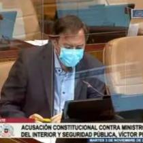Diputado Walker y acusación constitucional contra ministro Pérez: