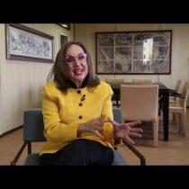 """Rebeca Grynspan: """"La perspectiva de género está ausente en las medidas contra el COVID"""""""