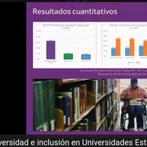 """Investigación """"le tomó el pulso"""" al clima de diversidad e inclusión en las universidades estatales"""