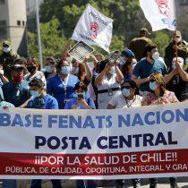"""Mesa del Sector Público: Fenats denuncia que el Gobierno """"insiste en muñequear"""" pago de bonos a trabajadores de la salud"""
