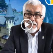 """Aliro Borquez rector de la UCT: """"Si el presupuesto se llega a aprobar como está planteado, va a ser muy complicado para todas las universidades particularmente en regiones"""""""