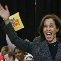Kamala Harris, la exfiscal y senadora que hace historia al convertirse en la primera vicepresidenta de Estados Unidos