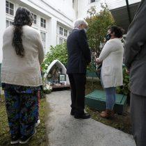 Reuniones con la viuda del cabo Eugenio Naín y víctimas de la violencia rural marcan agenda de Piñera en La Araucanía
