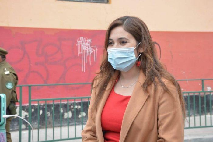 """Nataly Campusano (Convergencia Social): """"La gente de derecha simplemente le tiene miedo a las primarias en la Región de Valparaíso"""""""