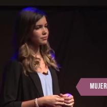 Andrea Henríquez, la mujer que a los 14 años diseñó un método para combatir el bullying y que ha impactado a más de 20.000 menores de Chile y Ecuador