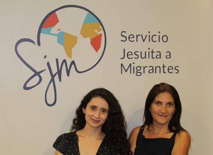 Dos mujeres asumirán el liderazgo del Servicio Jesuita a Migrantes (SJM) en el marco de la celebración de los 20 años de existencia de la organización