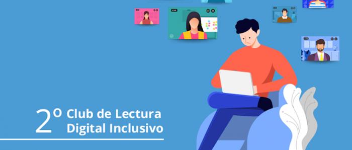 Biblioteca Pública Digital cerrará su segundo Club de Lectura Digital Inclusivo con evento de película