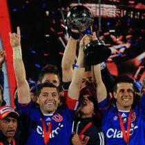 Aniversario teñido de azul: se cumplen 9 años del título de Copa Sudamericana obtenido por Universidad de Chile