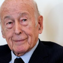 Murió el expresidente francés Giscard d'Estaing a consecuencia del Covid-19