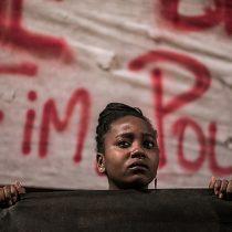 No sólo el Covid-19 marcó el 2020 en Brasil: el racismo también fue noticia frecuente