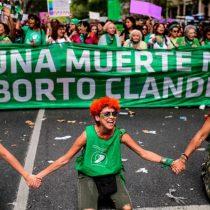 Argentina debate en el Congreso la legalización de la interrupción del embarazo