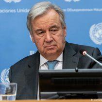 ONU urge a países declarar