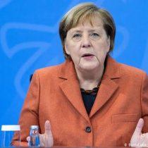 Cierre total en Alemania a partir del miércoles tras cifras récord de avance de la pandemia en el país