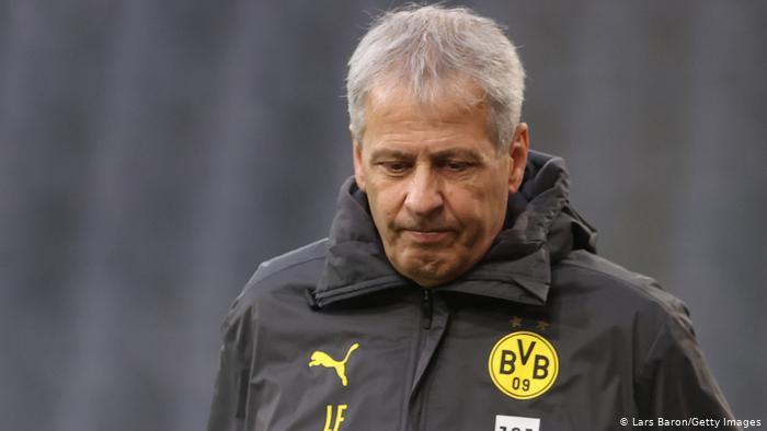 El Dortmund despide a su entrenador tras recibir goleada del Stuttgart