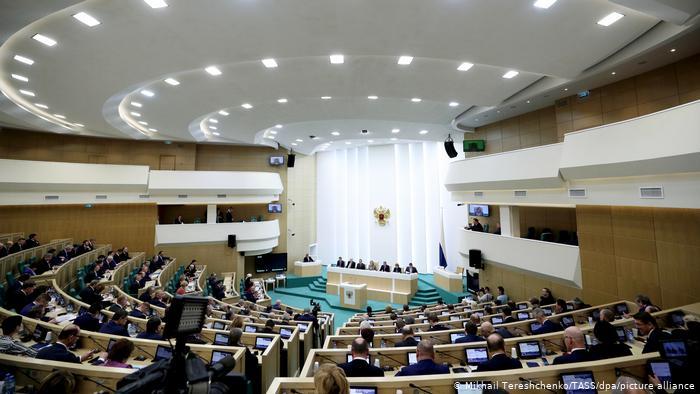 Rusia blinda por ley la inmunidad de sus expresidentes