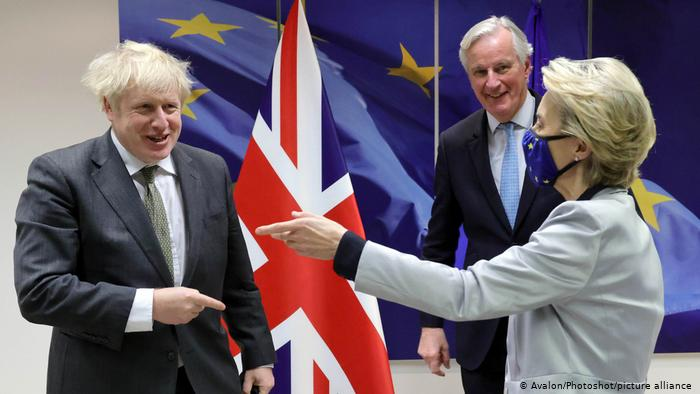 Regalo de Navidad para el Reino Unido: tras intensas negociaciones, Londres alcanza un acuerdo post-Brexit con la Unión Europea