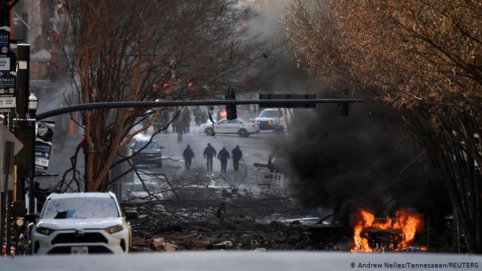 """Explosión de automóvil deja tres heridos en EE.UU.: policía habla de """"acto intencionado"""""""