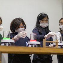 La realidad de las niñas y niños científicos en Chile
