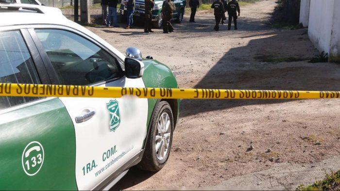Femicidio y homicidio frustrado en Villa Alemana: mujer denuncia que su expareja la atacó con cuchillo