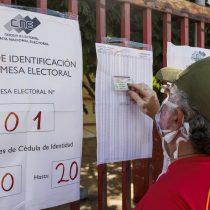 La abstención en legislativas venezolanas supera el 80 % en algunos centros